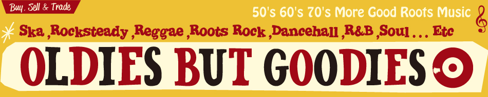 Oldies But Goodies Records - Ska Reggae Jamaican Music & More Good Roots Music -