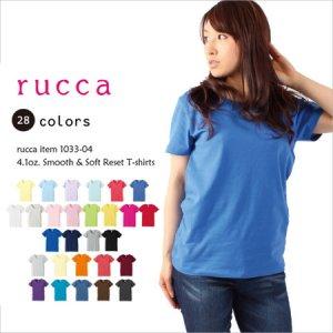 4.1オンス薄手のキュートな定番レディースTシャツ