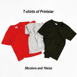 無地Tシャツで国内シェアNo.1のプリントスターのヘビーウェイトTシャツについて。