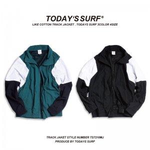 【TODAY'S SURF】カラーブロックが目を引くメンズ ジャケット 80年代
