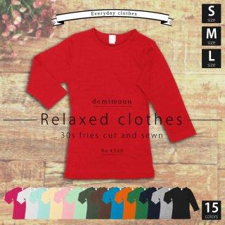 デミムーン【DEMIMOON】七分袖Tシャツ(レディース)