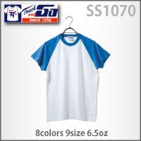 【Touch and go】(タッチアンドゴー)ラグラン Tシャツ 2XL 3XL (6.2oz)