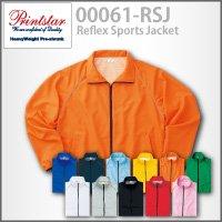 リフレクスポーツジャケット【13色】機能性抜群(061-RSJ)