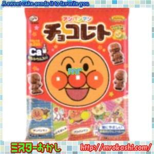 MR不二家 65Gアンパンマンチョコレート【チョコ】〔191円〕×60個 +税 【1k】