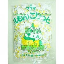 MRサクマ製菓 れもんこりっと1キロ(1136円)×1袋 +税