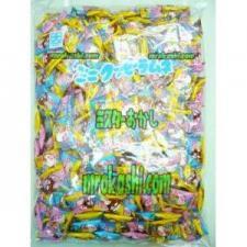 MRカクダイ製菓 ミニクッピーラムネ1キロ(1249円)×1袋 +税
