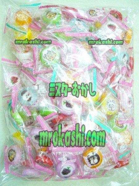 MR金扇ドロップス工業 ラブリーキャンディ1kg(999円)×1袋 +税