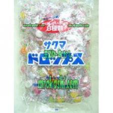 MRサクマ製菓 サクマドロップス1キロ(1162円)×1袋 +税