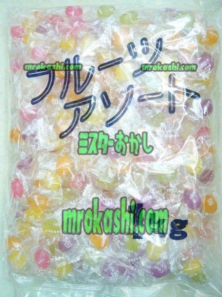 MRマルエ製菓 フルーツアソートキャンディ1キロ(759円)×1袋 +税
