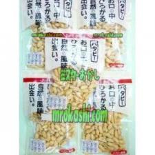 MR寿美屋 おいしさ百景 バタピー(86円)×12袋 +税