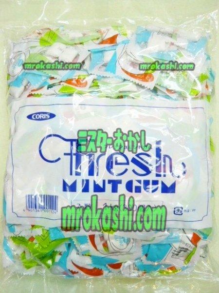 MRコリス フレッシュミントガム(1985円)×1袋 +税