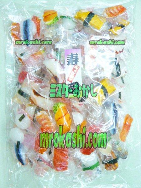 MRニューエスト 寿司(すし)キャンディヨーグルト味 (899円)×1袋 +税