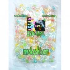MRマルエ製菓 1キロ入り おはじき玉キャンディ〔799円〕×1袋 +税