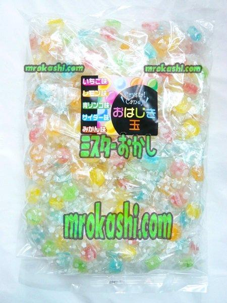 MRマルエ製菓 1キロ入り おはじき玉キャンディ×1袋 +税
