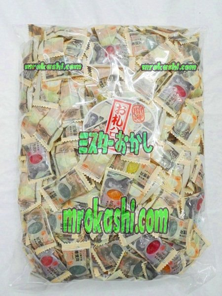 MR大加製菓 お札パロディキャンディ1kg〔921円〕×1袋 +税