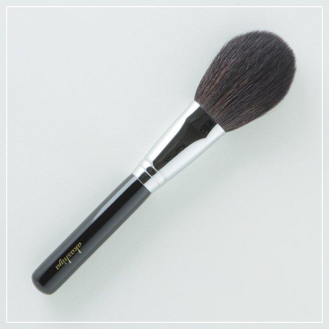 あかしや 化粧筆 ベーシックタイプ パウダーL