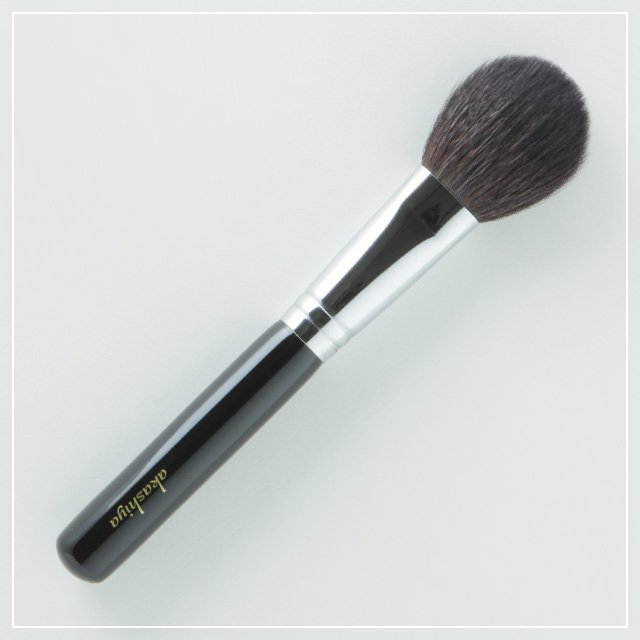 あかしや 化粧筆 ベーシックタイプ チークL