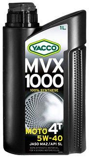 YACCO MVX 1000 4T / 5W-40 / 1L