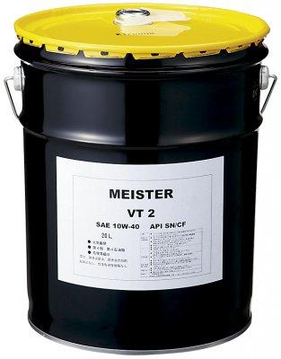 MEISTER VT2 バリューテック /  10W-40 / 1L