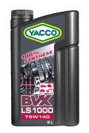 YACCO BVX LS 1000 GEAR / 75W-140  / 2L