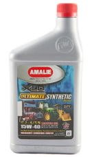 AMALIE /XLO ULTIMATE【部分合成】XTRA LONGLIFE OIL 15W-40 / 1クォートボトル