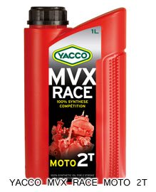 YACCO MVX RACE MOTO 2T / 1L