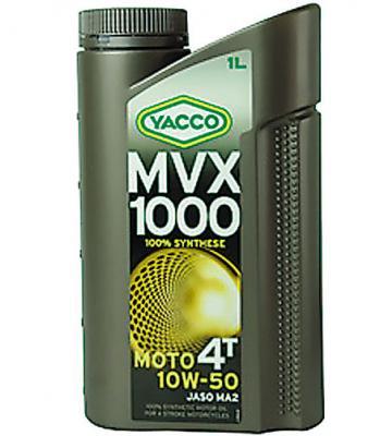 YACCO MVX 1000 MOTO 4T / 10W-50 / 1L