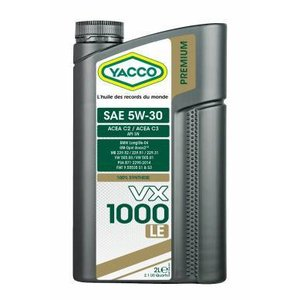 YACCO VX-1703 FAP / 5W-30 / 2L