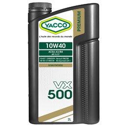 YACCO VX-500 / 10W-40 / 2L