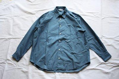 【FUJITO】 フジト BIG SILHOUETTE SHIRT・ビッグシルエットシャツ