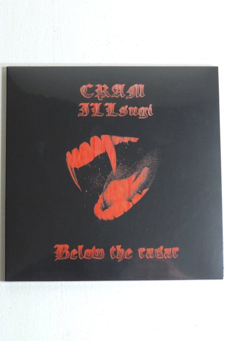 CRAM & ILL SUGI / Below The Radar CD