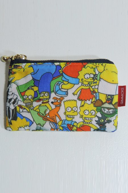 POCKET CASE  -the simp?ons-