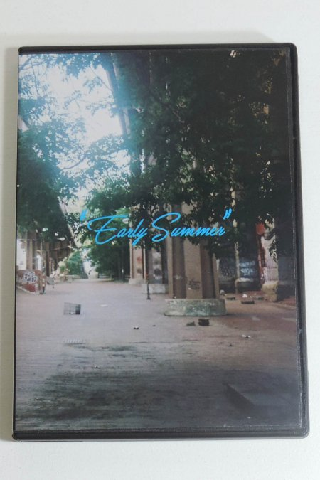 """""""Early Summer"""" SKATE DVD"""