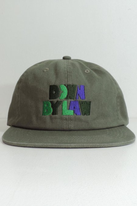 DAWN BY LAW CAP -Olive-