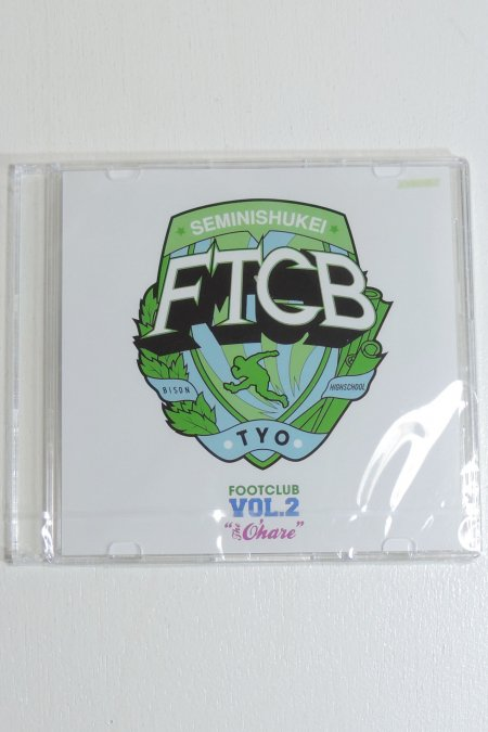Vol.2 The O'hare (Mix CD) / Foot Club...