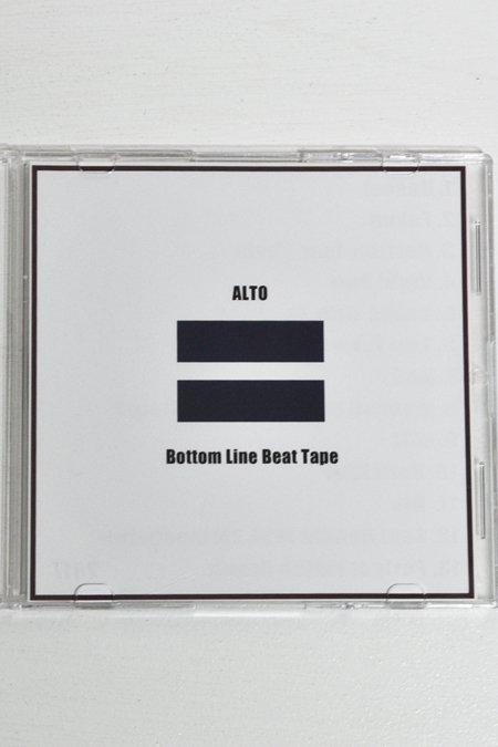 Alto / Bottom Line Beat Tape