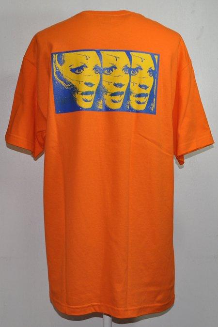 FEAR TEE -Orange-