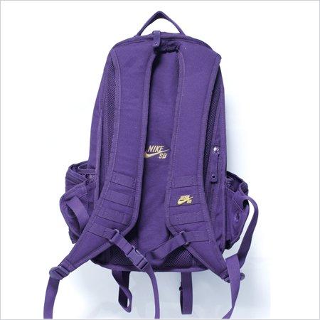 nike sb backpack purple
