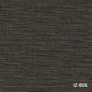 和モダン「紗」(モダンな織物ふすま紙)「黒」