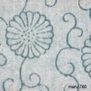 雲抄紙 菊唐草(2層・厚口)