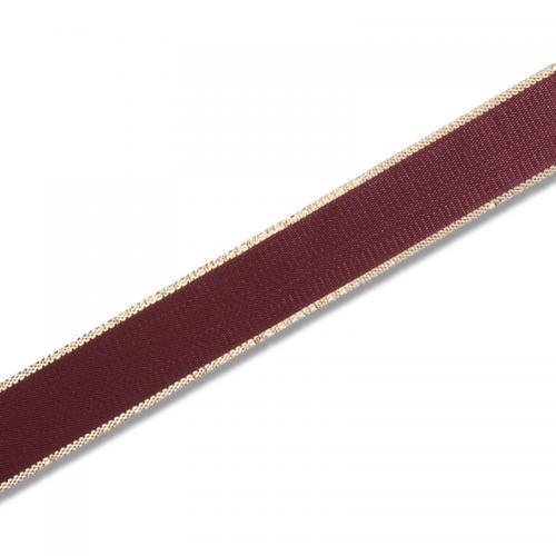 HEIKO カールリボン 18mm幅×30m巻 濃茶
