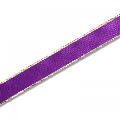 HEIKO カールリボン 18mm幅×30m巻 紫