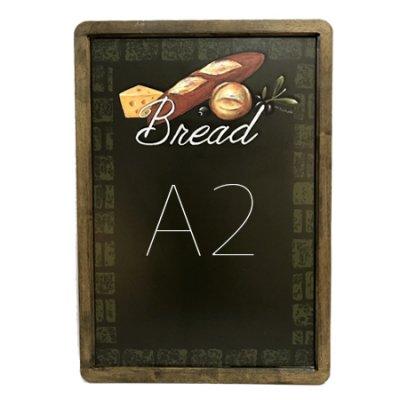 A2サイズ シート黒板 ブレッド