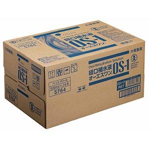 大塚製薬 経口補水液 オーエスワン OS-1  500ml×24本 1ケースのサブ画像1