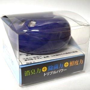 エンブロイ CL-90 Spin(スピン) 1個 固形二酸化塩素除菌消臭剤 本体のサブ画像2