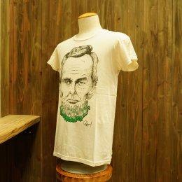 【Second Wind/セカンドウィンド】デザイナーコラボ半袖Tシャツ カイワレ ナチュラル