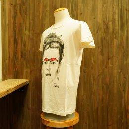 【Second Wind/セカンドウィンド】デザイナーコラボ半袖Tシャツ トウガラシ ナチュラル
