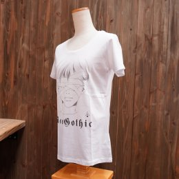 【Second Wind/セカンドウィンド】デザイナーコラボレディース半袖Tシャツ Neo Gothic