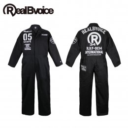 【RealBvoice/リアルビーボイス】RBV 05 STENCIL COVERALL(メーカー直送)