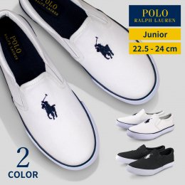 <img class='new_mark_img1' src='//img.shop-pro.jp/img/new/icons14.gif' style='border:none;display:inline;margin:0px;padding:0px;width:auto;' />【POLO RALPH LAUREN/ポロ ラルフローレン】SETH SLIPON(メーカー直送)